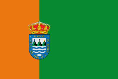Bandera de Gádor