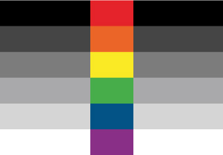 Bandera de Heteroflexible