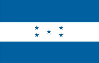 Bandera de Honduras para exterior - Banderas VDK