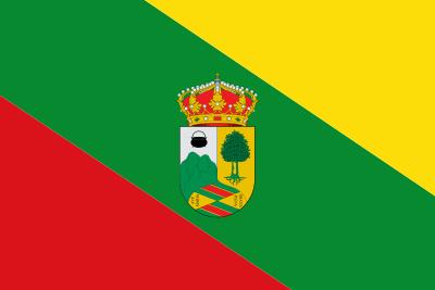 Bandera de Hoyo de Manzanares