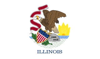 Bandera de Illinois