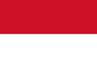 Bandera de Indonesia