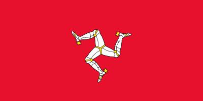 Bandera de Isla de Man