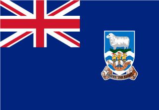 Bandera de Islas Malvinas