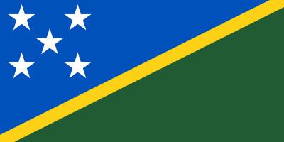 Bandera de Islas Salomon