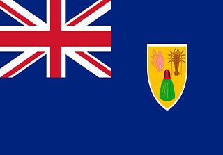Bandera de Islas Turcas y Caicos