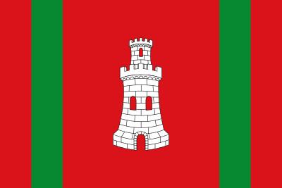 Bandera de Iznájar