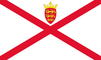 Bandera de Jersey