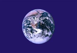 Bandera de La Tierra por John McConnell