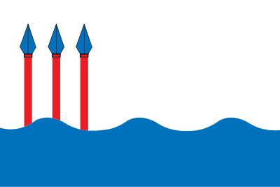 Bandera de Llansá