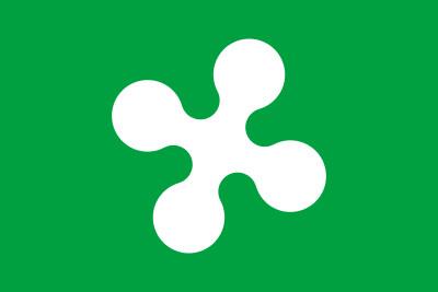 Bandera de Lombardía