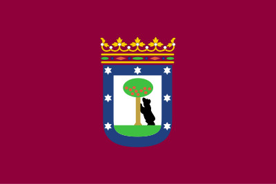 Bandera de Madrid