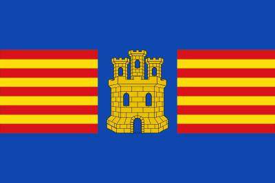 Bandera de Maluenda