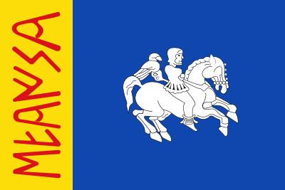 Bandera de Mara (Zaragoza)