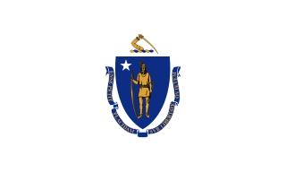 Bandera de Massachusetts