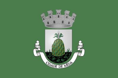 Bandera de Mêda