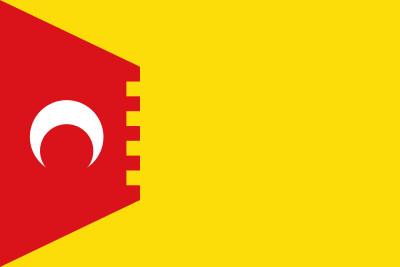 Bandera de Mesones de Isuela