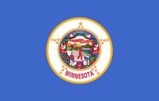 Bandera de Minnesota