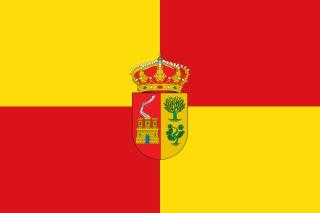 Bandera de Moclinejo