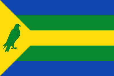 Bandera de Moneva