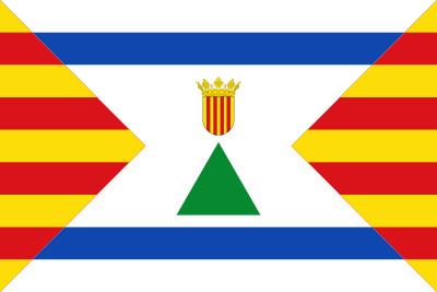 Bandera de Monterde