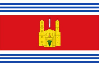 Bandera de Munébrega