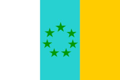 Bandera de Nacionalismo canario