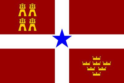 Bandera de Nacionalismo murciano
