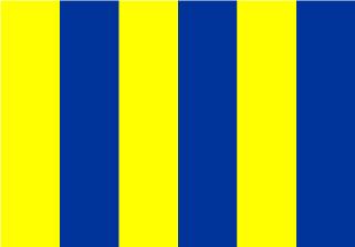 Bandera de Náutica Golf