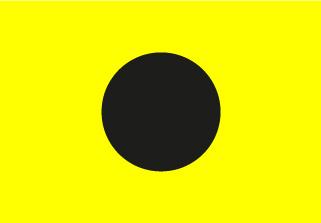 Bandera de Náutica India