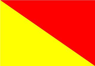 Bandera de Náutica Oscar