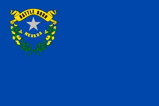 Bandera de Nevada