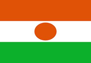 Bandera de Niger