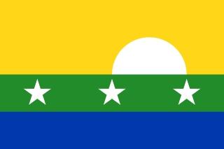 Bandera de Nueva Esparta