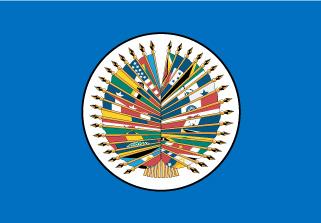 Bandera de OEA