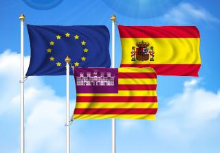 Bandera de Pack Islas Baleares
