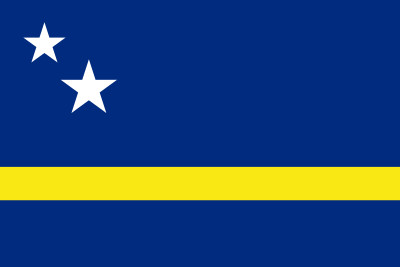 Bandera de País de Curazao (Curasao)