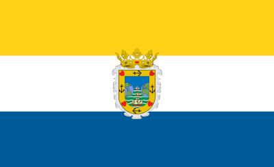 Bandera de Palos de la Frontera