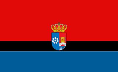 Bandera de Paterna del Campo