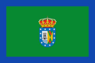 Bandera de Pelayos de la Presa