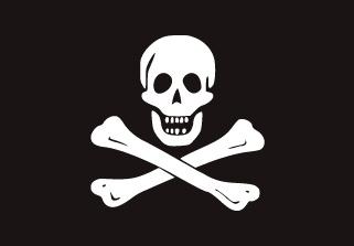 Bandera de Pirata Edward England