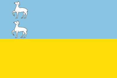 Bandera de Pobla de Ciérvoles