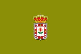 Bandera de Provincia de Granada