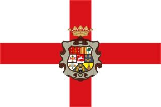 Bandera de Provincia de Huesca