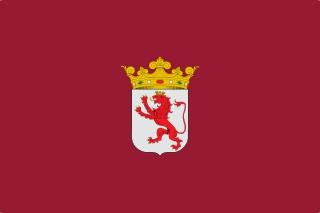 Bandera de Provincia de León