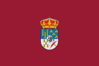 Bandera de Provincia de Salamanca