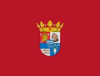 Bandera de Provincia de Segovia