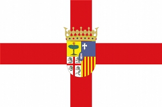 Bandera de Provincia de Zaragoza