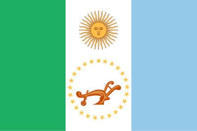Bandera de Provincia del Chaco