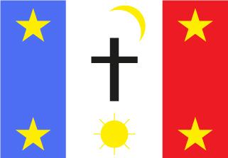 Bandera de Pueblo Yaqui